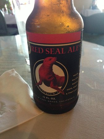 North Coast Brewing Company: Red Seal Ale