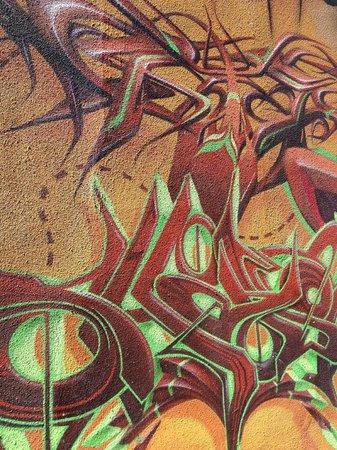 Tour Guys: Street art in Toronto laneways near Queen and Spadina