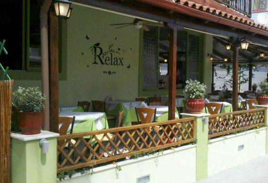 Relax Restaurant: new