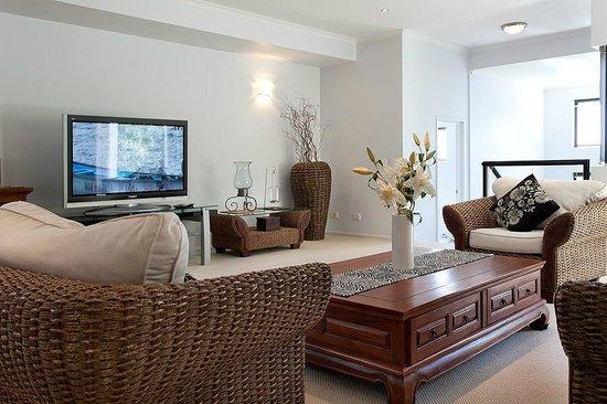 Papillon Coolum : Villa 9 Lounge