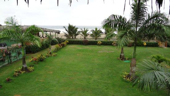 Hostal Kundalini: Vista desde la habitacion