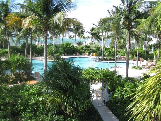 Tranquility Bay Beach House Resort : View from Unit 22