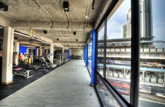 Aspire by Fitcorp Asia - Cutting Edge Performance Studio