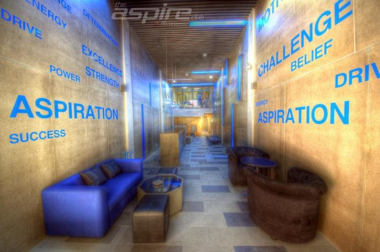 Aspire by Fitcorp Asia - Lobby, Reception, Entrance