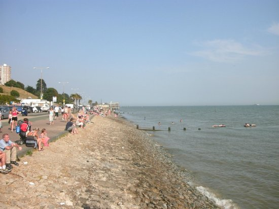 Old Leigh: Lovely walk along coast from Leigh on sea to Southend on sea.