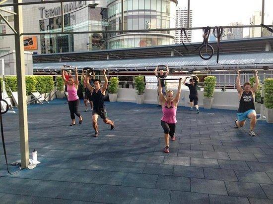 CrossFit Bangkok at Aspire.Get Strong, Get Lean, Get CrossFit!