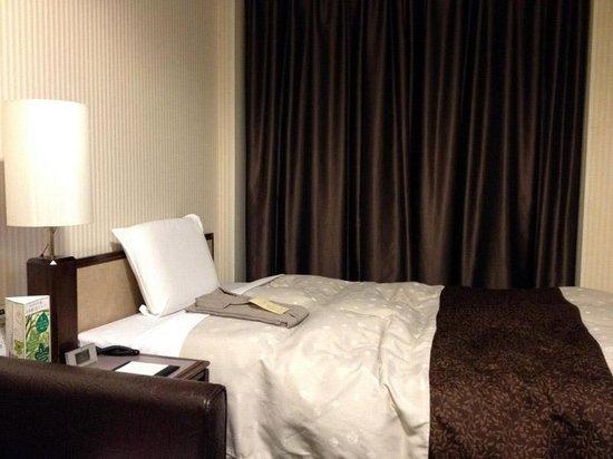 Hotel Sunroute Kyoto : シングルルーム
