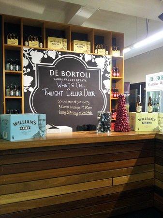 Chillout Travel Winery Tours: De Bortoli's