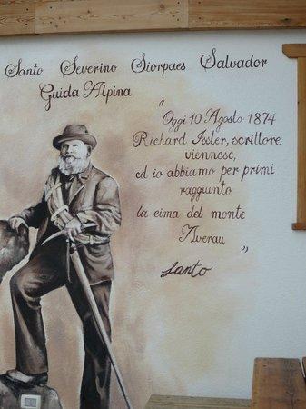 Museo all'Aperto delle 5 Torri: At Rifugio Averau in 5 Torri area