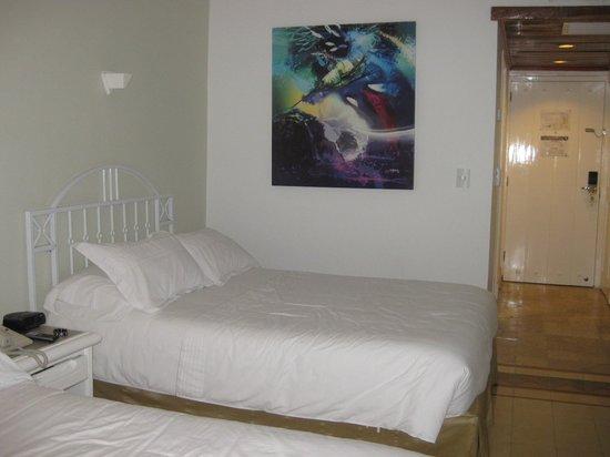 Hotel Las Americas Casa de Playa: Habitacion