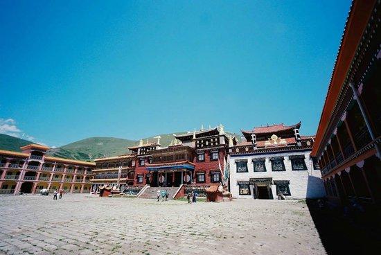 Tagong Temple (Lhagang Monastery) : Tagong Temple