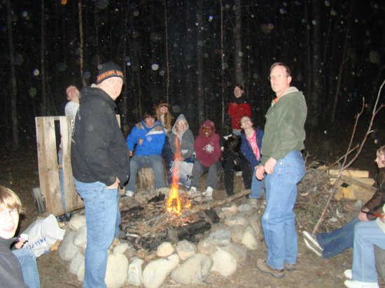 Alaska's Harvest B&B: late spring retreat