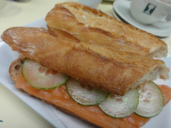 Cafe Les Deux Magots: inesquecível!