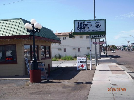 Americas Best Value Inn Holbrook : Breakfast voucher worked flawlessly as advertised