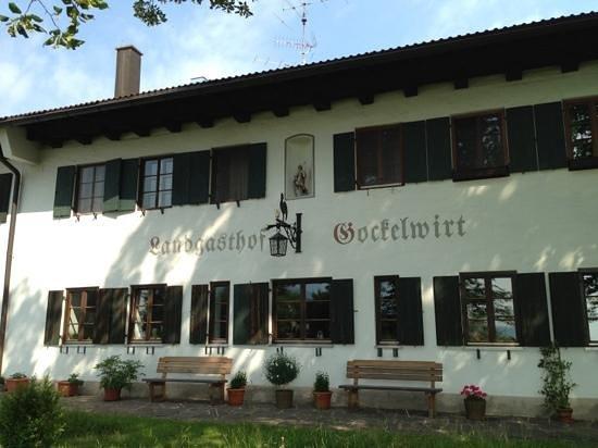 outside view - Picture of Gockelwirt, Eisenberg - TripAdvisor