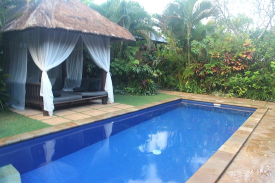 The Zen Villas: Villa H pool