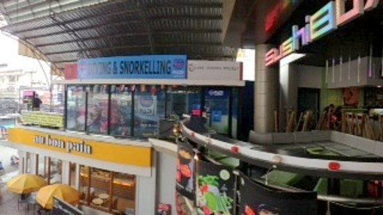 เลิฟ ไดวิ่ง ภูเก็ต: Love Diving Phuket Shop