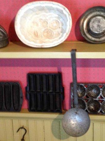 Heritage House: Kitchen Tools