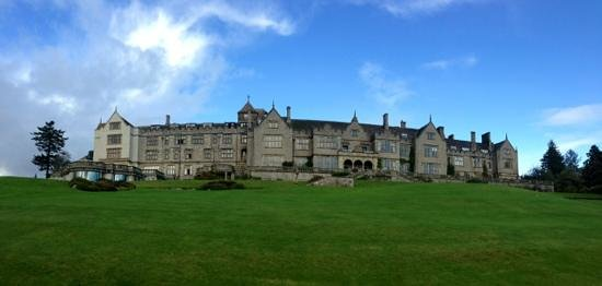 Bovey Castle Hotel: the mansion