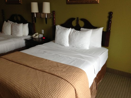 BEST WESTERN Heritage Inn: Room