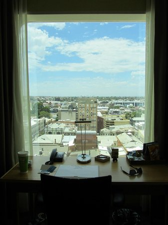 Rydges Perth: View