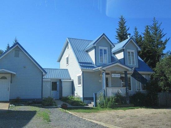 The Spyglass Inn B&B : The Spyglass Inn, Homer, Alaska
