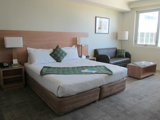 Mantra Bunbury Hotel: Bed
