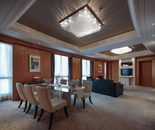Pullman Anshan Time Square: Suite
