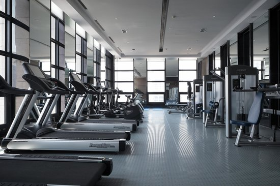 Pullman Anshan Time Square: Gym