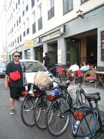 BEST WESTERN Hotel Berlin-Mitte: La Parilla Restaurant