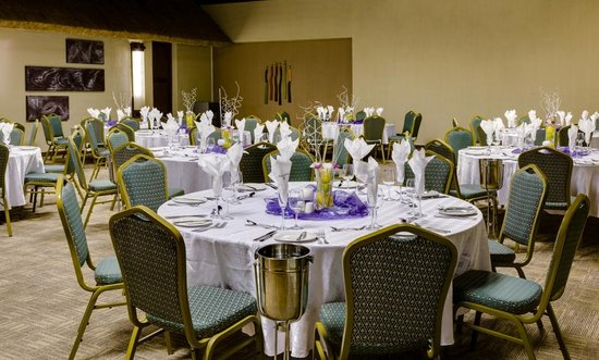 Christiana Hotel & Conference Centre: Rhino Conference & function hall