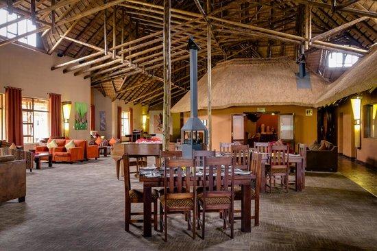 Christiana Hotel & Conference Centre: Restaurant