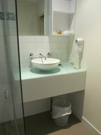 Prideau's of Margaret River: Bathroom
