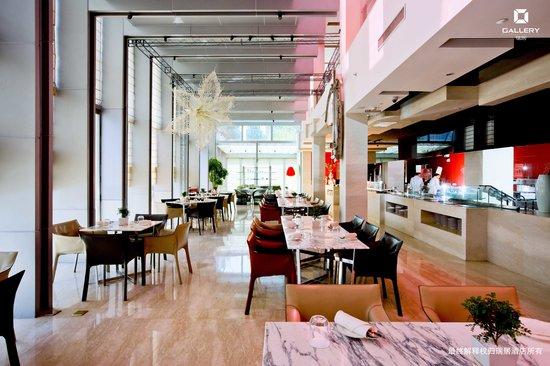 Gallery Hotel: Art Cuisine