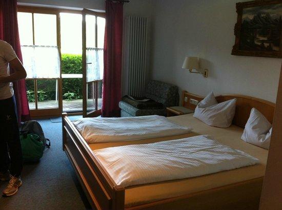Alpenhotel Allgaeu: Camera n. 3