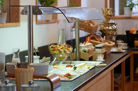 Hotel Zur Schanz: Unser reichhaltiges Frühstücksbuffet