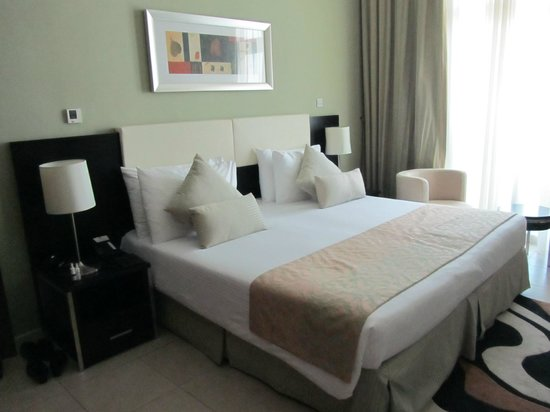 Pearl Marina Hotel Apartments : Bedroom