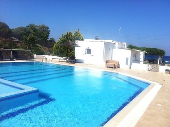 Ostria Inn: pool