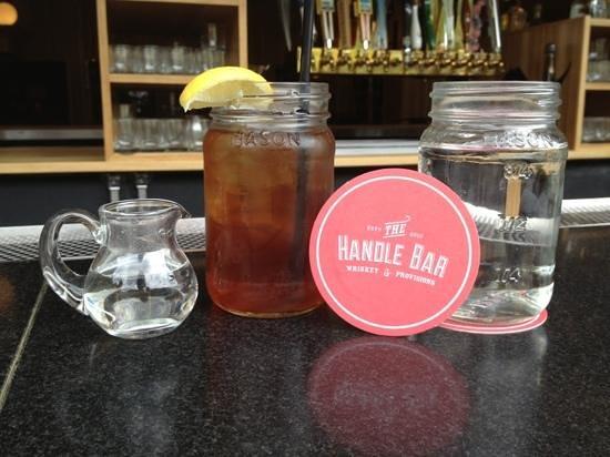 The Handle Bar Photo