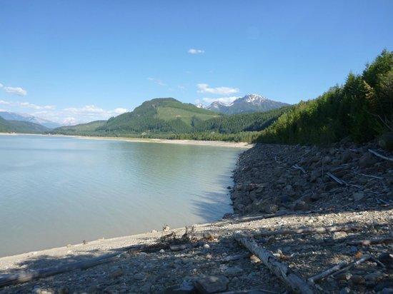Kinbasket Lake Resort: Kinbasket Lake
