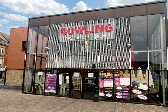 Bowling central Park