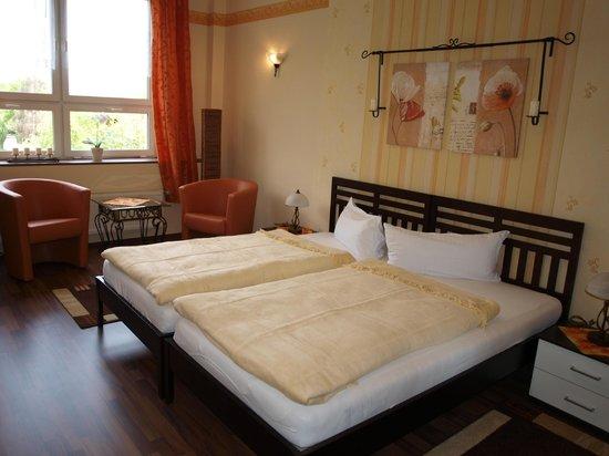 Hotel Schützenberg: Doppelzimmer