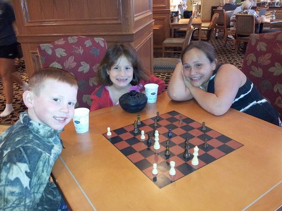 Hampton Inn & Suites Murfreesboro: Chess