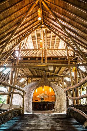 Bambu Indah: Our reception.
