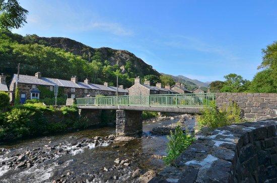 Prince Llewelyn Hotel: Bridge