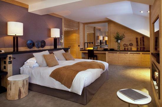 Park Gstaad: MY Gstaad Chalet Bedroom 1