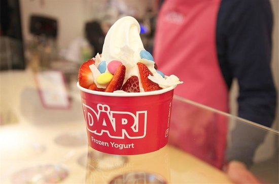 ‪DÄRI Frozen Yogurt‬