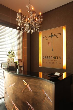 Dragonfly Therapeutic Retreat (Shanghai Jinfeng)