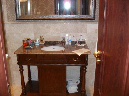 Villa Augusto: ванная комната