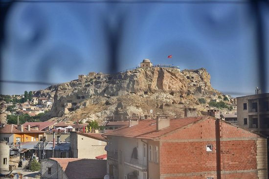 Cappadocia Palace: The view from room 104